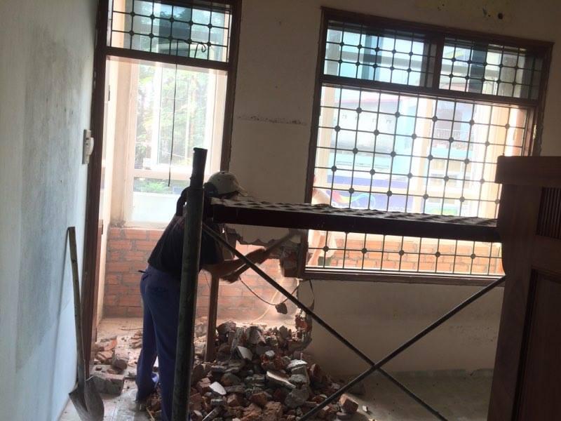 Luật phá dỡ nhà ở được quy định như thế nào?