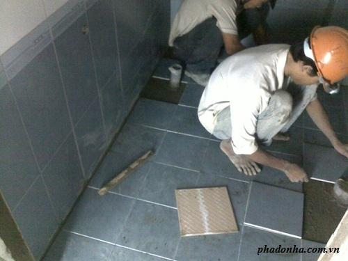Cần phải làm gì khi cải tạo, sửa chữa nhà tắm?