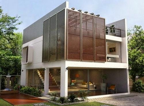 Sử dụng vật liệu nhẹ trong xây dựng và sửa chữa nhà