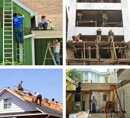 Những điều cần chú ý khi sử dụng dịch vụ sửa chữa nhà trọn gói