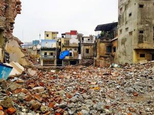 Những vấn đề cần phải cân nhắc khi phá dỡ nhà xây dựng trái phép