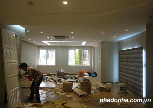Sửa chữa cải tạo nhà – Giải pháp nâng cao chất lượng cuộc sống