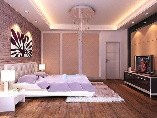 Hướng dẫn cách sửa chữa phòng ngủ theo phong thủy