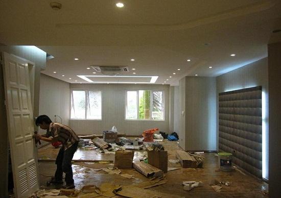 Sửa chữa nhà cửa tại Hà Nội