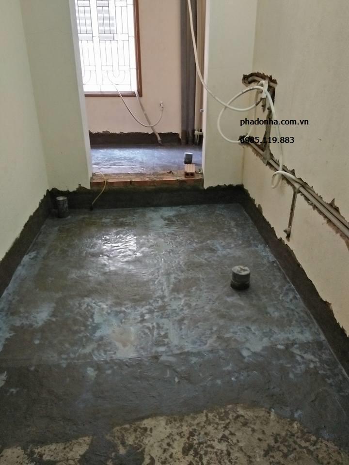 Dịch vụ sửa chữa nhà tắm giá rẻ tại Hà Nội