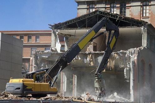 Những điều cần chuẩn bị khi phá dỡ nhà xưởng