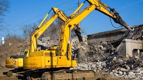 Các thủ tục hành chính khi phá dỡ công trình