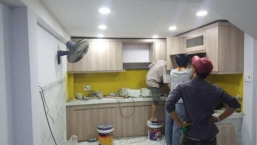 Giá sửa chữa nhà và các hạng mục liên quan trong năm 2020