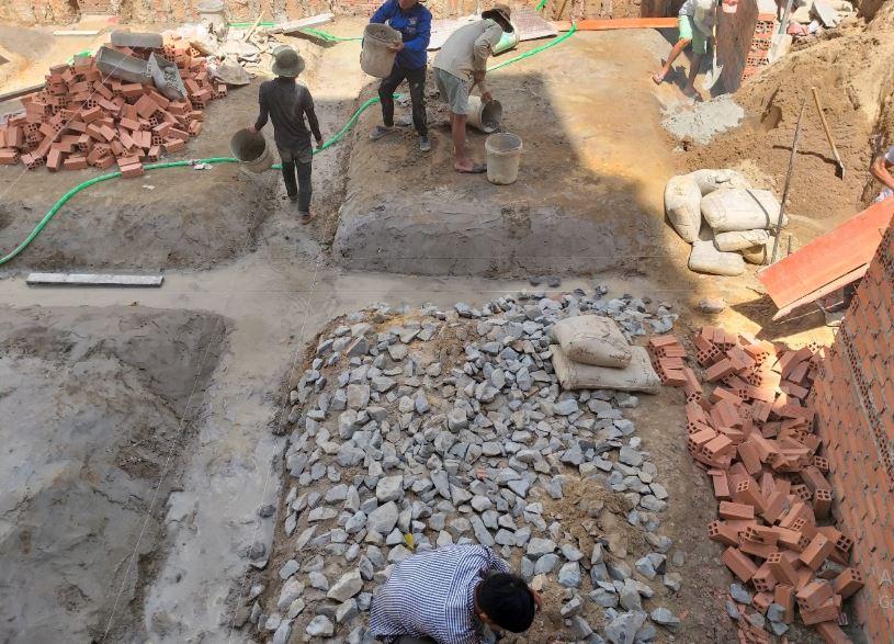 Tính giá đào móng nhà năm 2020 dựa trên đơn giá xây dựng