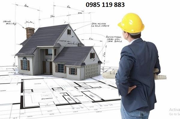 Phương án sửa chữa nhà nâng tầng tại Hoan Hoa