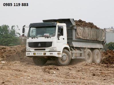 Hoan Hoa vận chuyển phế thải xây dựng giá rẻ tại Hà Nội