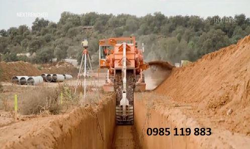 Một số hiện tượng xảy ra khi đào móng nhà liền kề