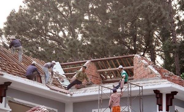 Báo giá phá dỡ nhà trọn gói năm 2020