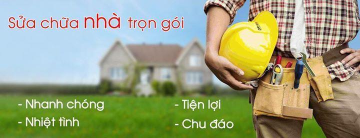 Sửa chữa nhà cửa giá rẻ tại Hà Nội