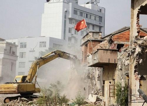 Phá dỡ công trình, phá dỡ nhà, xưởng, kho tại Hà Nội