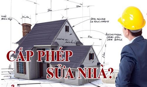Các bước cần thực hiện khi xin phép xây dựng, sửa chữa nhà ở
