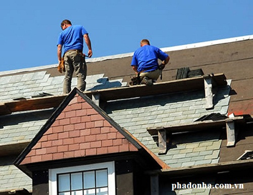 Hướng dẫn sửa chữa nhà mái tôn chống dột hiệu quả