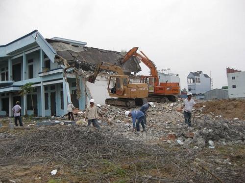 Những cách phòng tránh tai nạn khi phá dỡ công trình