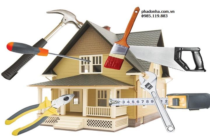 Lưu ý quan trọng khi sửa chữa nhà ở bạn nên bỏ túi