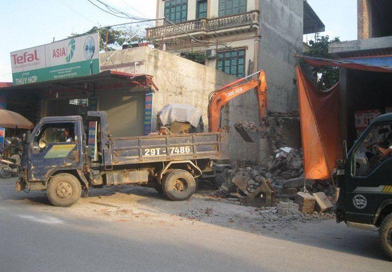 Chuyện chưa kể về dịch vụ vận chuyển phế thải xây dựng Hoan Hoa
