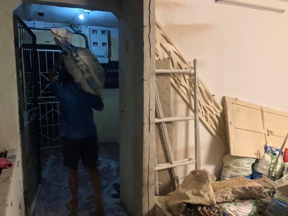 Công việc sửa chữa nhà thường làm những gì