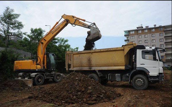 Tìm hiểu thông tin về vận chuyển phế thải xây dựng