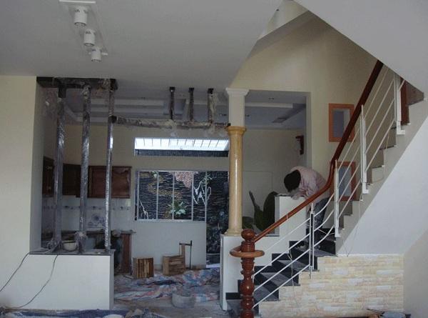Bảng giá sửa chữa nhà trọn gói tại Hoan Hoa năm 2020