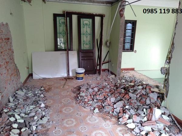 Chọn đơn vị sửa chữa nhà theo tiêu chí nào